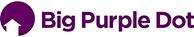 big purple dot