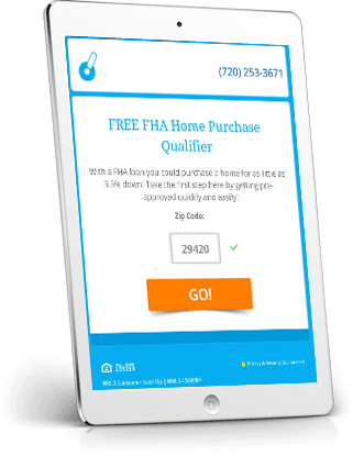 FHA Loan Mortgage Lead Generation Funnels Showcase