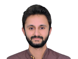 Ali Maqsood, Web Developer at leadPops