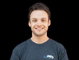 Gabe Stathopoulos, Client Success Manager at leadPops