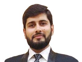 Jazib Javed, Senior Software Engineer at leadPops
