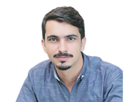 Muhammad Naveed, Web Developer at leadPops