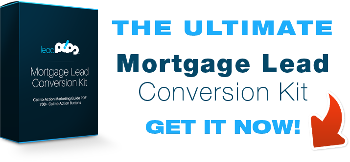 Mortgage Lead Conversion Kit Software