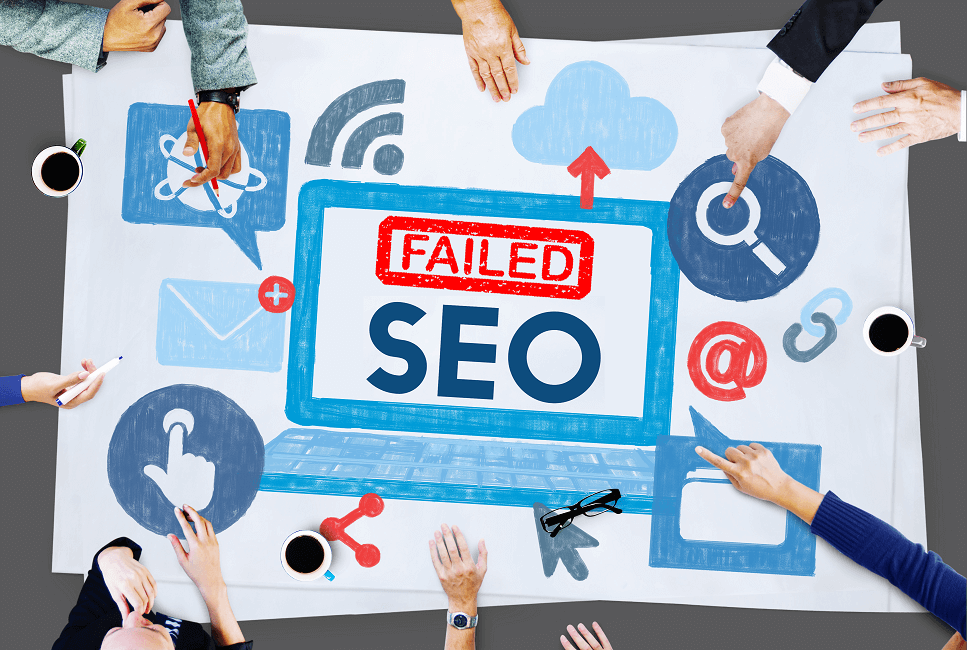 Mortgage Website Marketing: 5 SEO Fails That Will Kill Your Search Engine Rankings