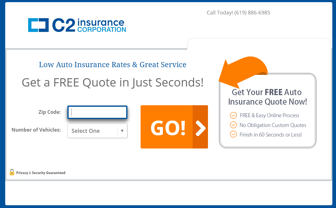 The Ten Factors that Make Landing Pages Generate Real Insurance Leads