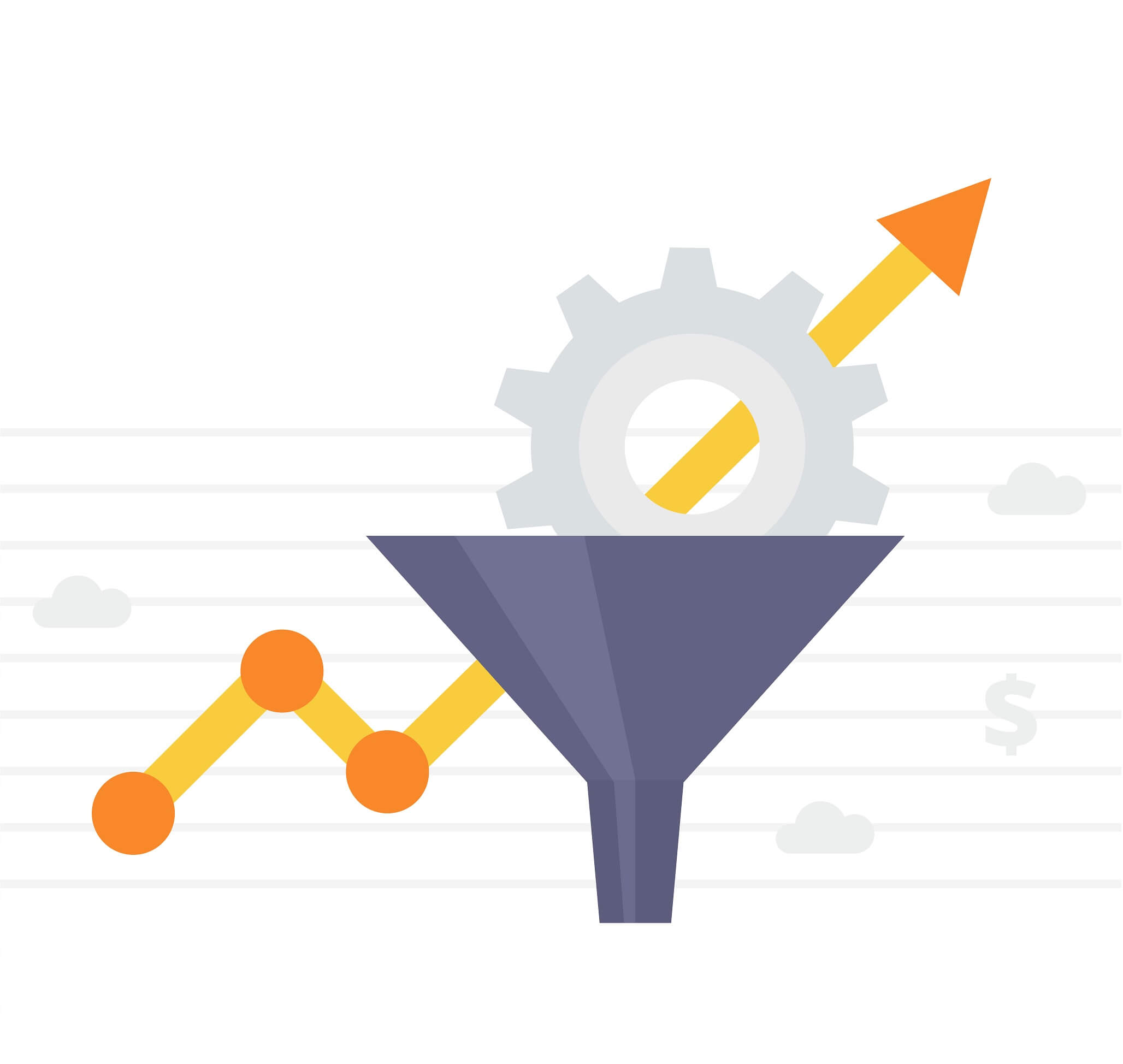 The Simplest Way to View a Sales Funnel—And How to Improve Yours