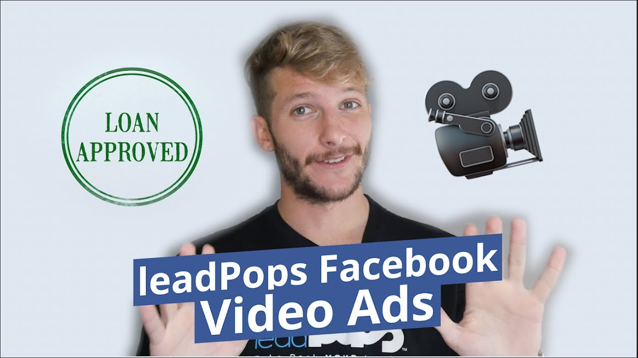 How Loan Officers Stand Out with Facebook Video Ads