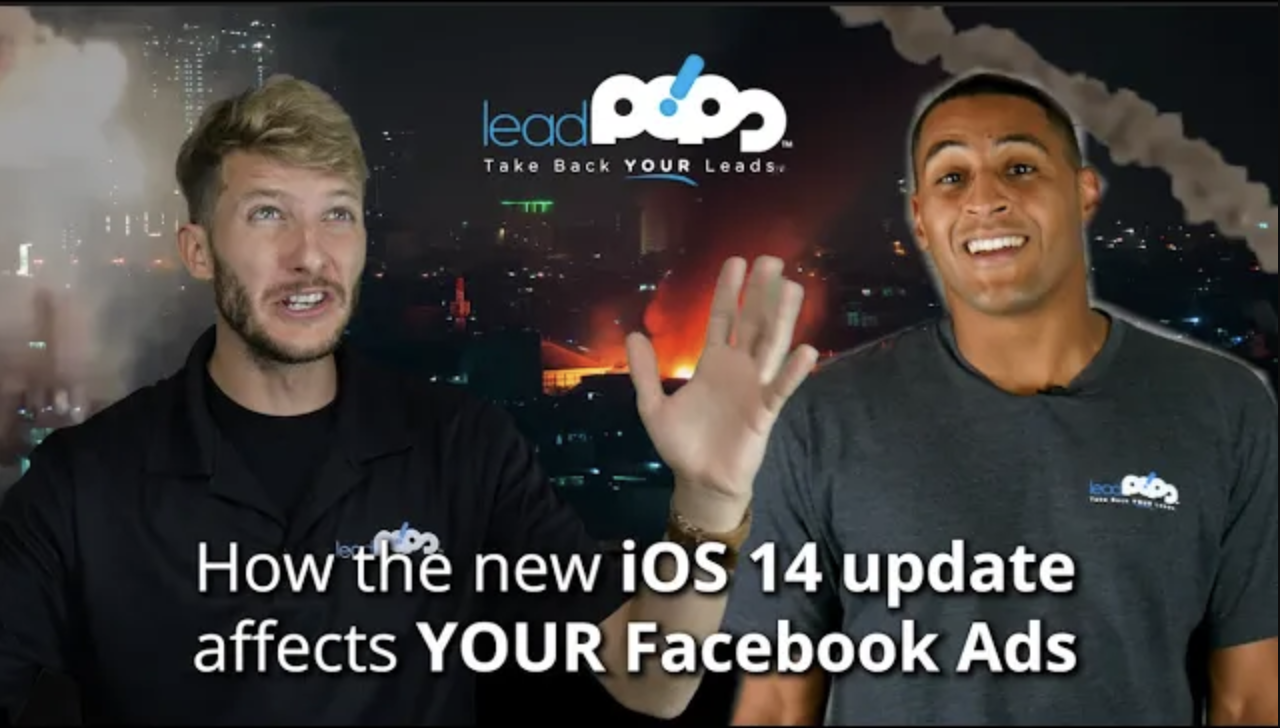 How to Update Your Facebook Ads for iOS 14.5 (Loan Officer Edition)